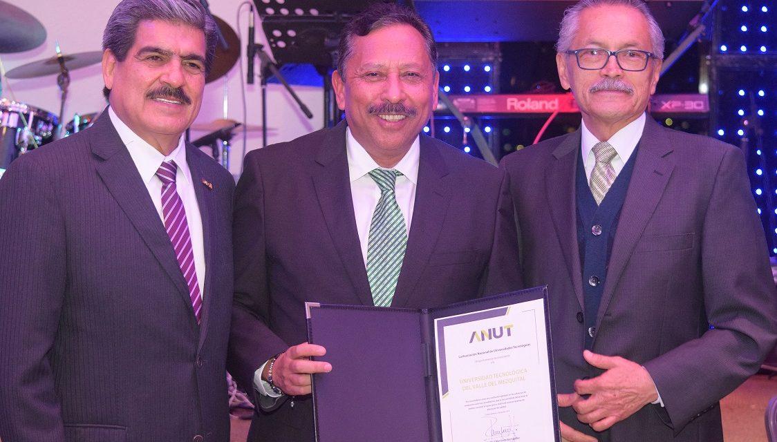 UTVM recibe reconocimiento por su excelencia educativa
