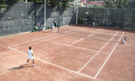 Canchas de arcilla en UAEH puede albergar grandes torneos: tenistas