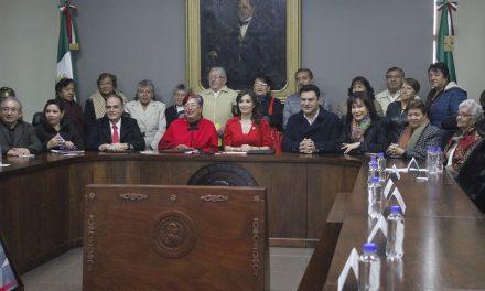Instalan Comisión de Adultos Mayores en el Congreso