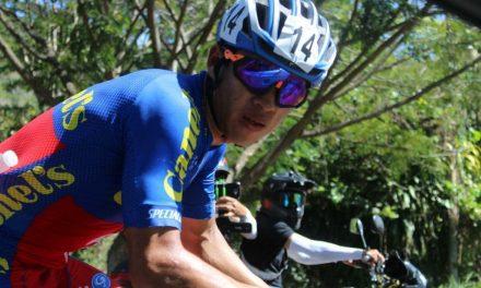 Leonel Palma concluyó participación en vuelta a Costa Rica