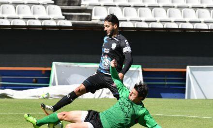 Pachuca estrenó refuerzos y ganó 4-1 a Potros UAEM F.C.