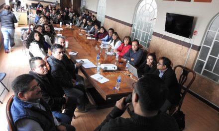 Alcalde de Tolcayuca se suma al trabajo del Gobierno Federal