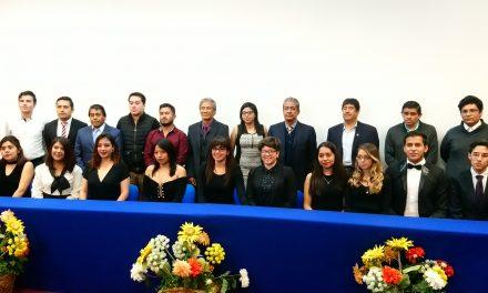 Renuevan directiva de Sección Estudiantil del Instituto Mexicano de Ingenieros Químicos