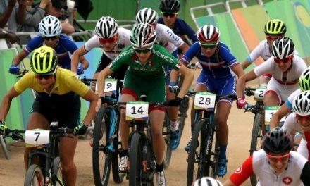 Campuzano se alista para buscar sus segundos Juegos Olímpicos