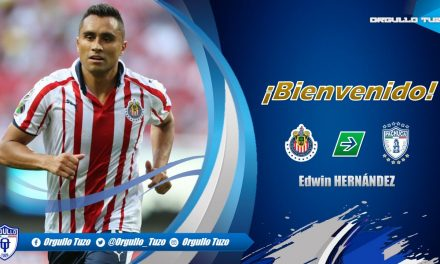 Edwin Hernández ya es tuzo oficial