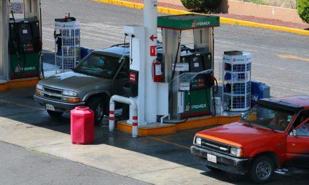 En 23 estados, gasolina está en menos de 13 pesos