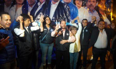 Cornelio García gana elección del PAN