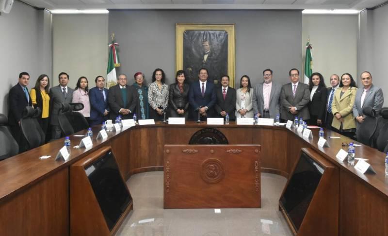 Asael Hernández promoverá cultura de la denuncia