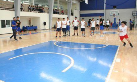 Basquetbol y futbol del ITESM Hidalgo realizaron Try Outs