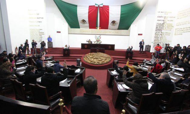 Aprueban diputados presupuesto 2019