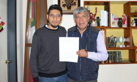 Ayuntamiento de Tizayuca recibe premio OX por su portal web