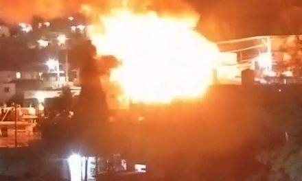 Sin lesionados tras incendio de casa en Tulancingo