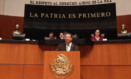 Aportaciones legislativas de Julio Menchaca en primeros 100 días de trabajo