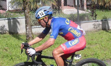 Leonel Palma, con buen inicio en vuelta a Costa Rica