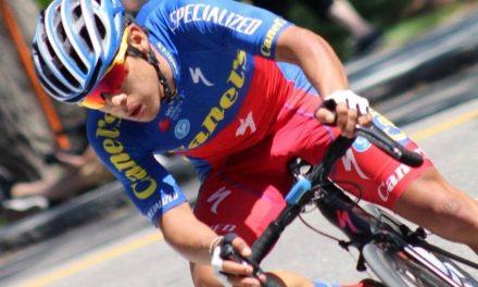 Leonel Palma, en la vuelta internacional de Costa Rica