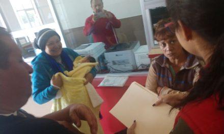 Ciudadanos de Santiago Tulantepec pueden registrar a sus hijos en Hospital de Tulancingo