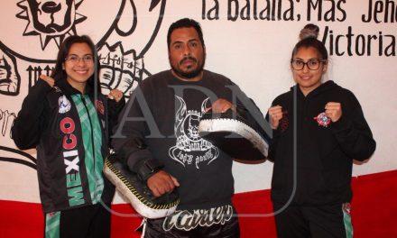 Hidalguenses, por la conquista del Panamericano de Muay Thai en Argentina