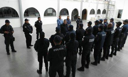 Policía de Tolcayuca compromete un tiempo de respuesta de 3 minutos