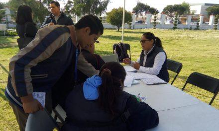 Implementan bolsa de trabajo en Tizayuca