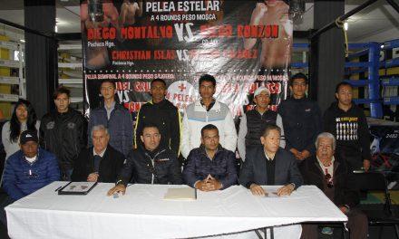 Perea Boxing anunció función de box profesional
