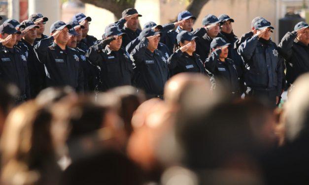 Hidalgo, mal calificado en seguridad social de policías