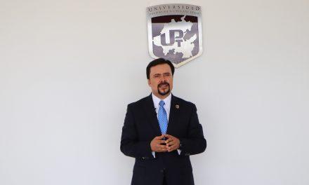Avanza coordinación entre Gobierno Estatal y las universidades, señala rector de la UPT