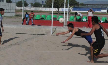 Hidalgo buscará un evento nacional de voleibol de playa