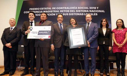 Hidalgo, referente por su Sistema Estatal Anticorrupción: Omar Fayad