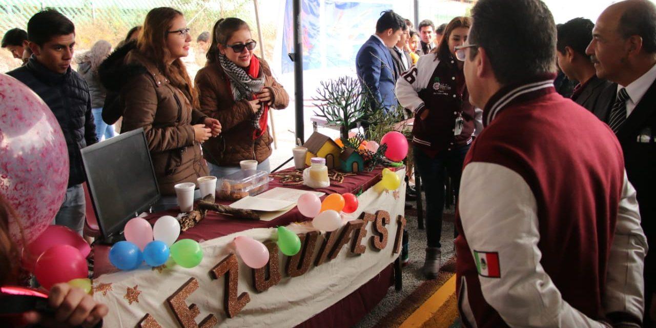 Cecyt renueva Proyecto Aula para incubación de empresas
