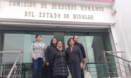 Isabel Vite interpuso queja ante la CHDEH en contra de Asael Hernández