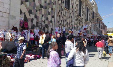 Por festejos guadalupanos, cerrarán Avenida Juárez
