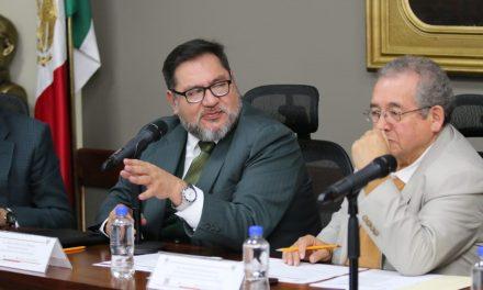 Magistrado pide aumento del 25% al presupuesto del TEEH