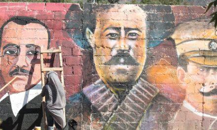 Recuperan parque de Pachuca con obras de arte y juegos infantiles