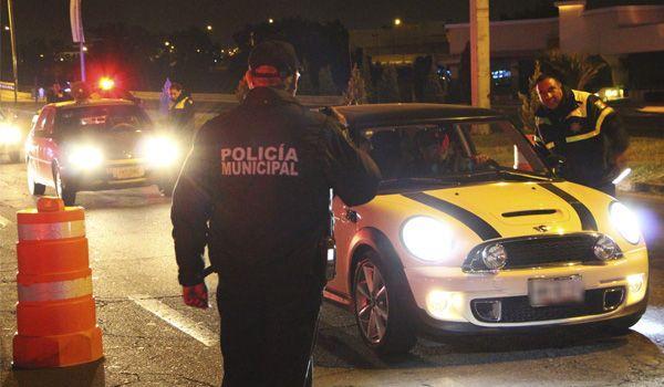 Intensificarán alcoholímetro: multas superiores a 4 mil pesos