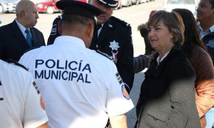 Recorte dejará indefensos a los municipios en materia seguridad: Tellería
