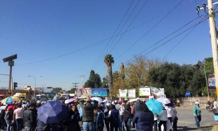 Gobierno estatal exhorta al SNTE a liberar vías y apegarse a derecho