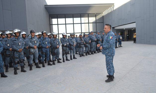 Policías estatales destacados reciben estímulos económicos