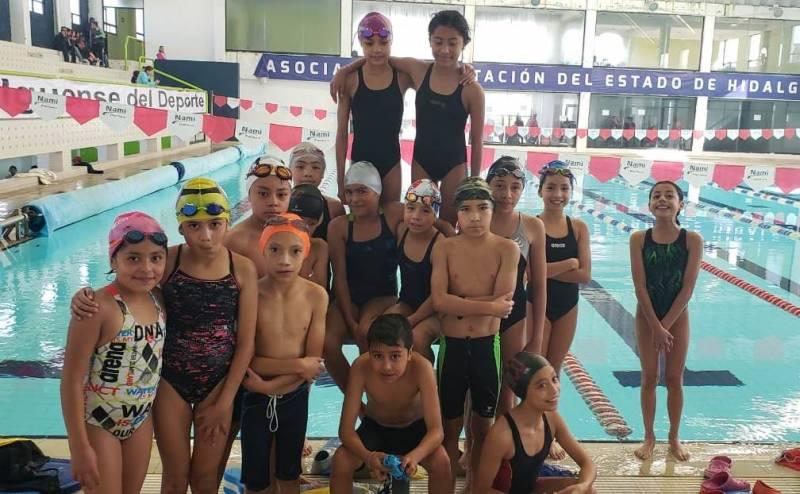 Itzayana Acevedo, campeona en aguas abiertas