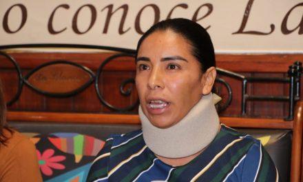 Isabel Vite denuncia a Asael Hernández por agresiones