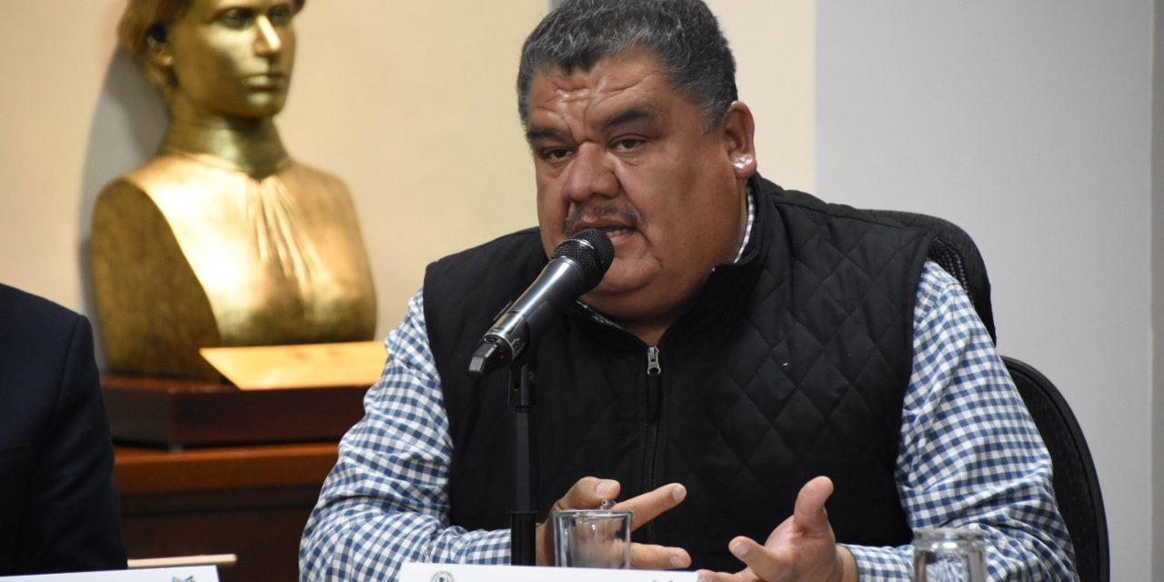 Diputado pide reformas en materia de extinción de dominio por delito de huachicoleo