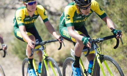 Intensa actividad internacional para ciclismo hidalguense