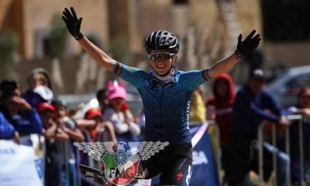 Dani Campuzano gana oro en Maratón Reto Val'quirico