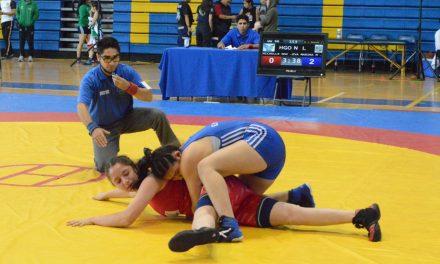 Cinco medallas más para Hidalgo en nacional de Luchas Asociadas