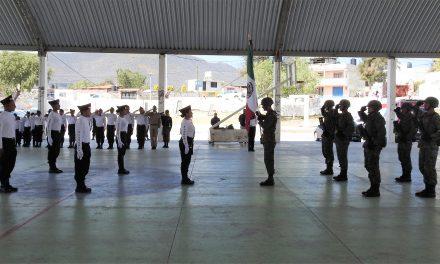 Se gradúa la primera generación de la Academia Militarizada Deportiva Halcones en Tolcayuca