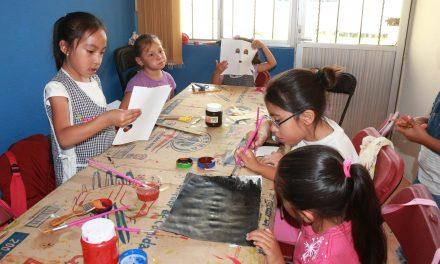 Preparan talleres de educación artística en La Reforma