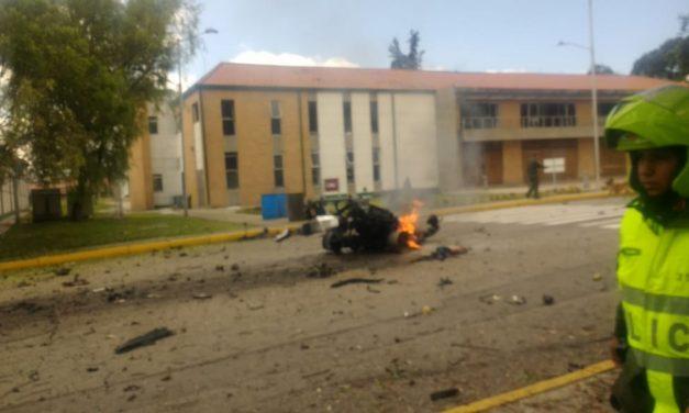 Ataque en Bogotá deja al menos 9 muertos