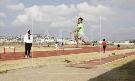 Atletismo se prepara para su selectivo estatal Rumbo a SNC