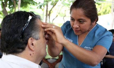 Realizan en TolcayucaCampaña de Prótesis oculares gratuitas