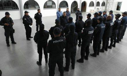 Contratarán nuevos Policías en Tolcayuca para garantizar más Seguridad