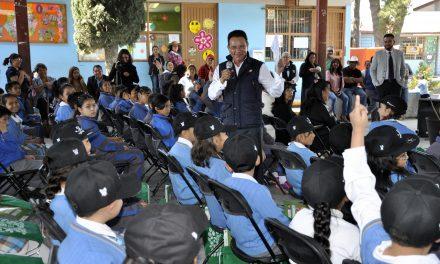 Semarnath fortalece cultura de cuidado al medio ambiente